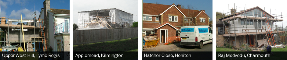 modern property extensions alterations devon